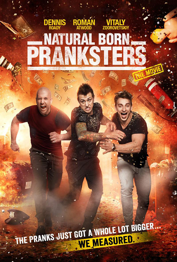 Natural Born Pranksters Watch Free