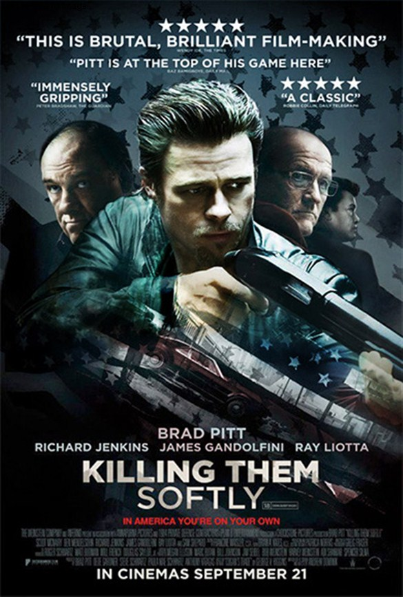 an analysis of the use of sound in killing them softly a movie by andrew dominik